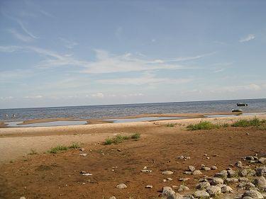 Базы отдыха на чудском озере пустуют