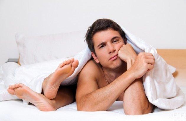 О чем мужчины думают во время секса