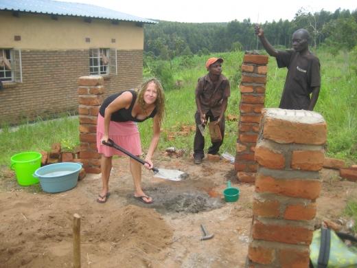 Väliköögi ehitamine