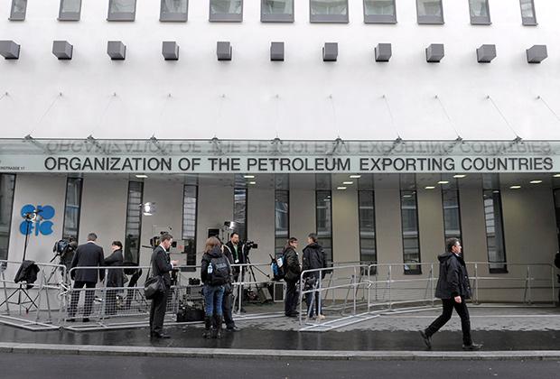 ОПЕК подняла прогноз поросту мирового спроса нанефть в текущем году
