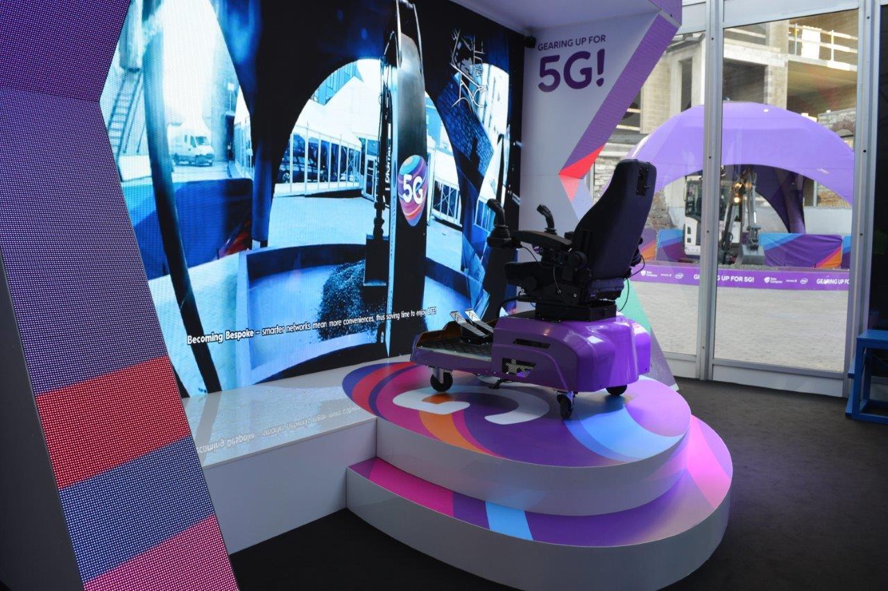 ВКитайской республике впервый раз благополучно протестировали сеть 5G