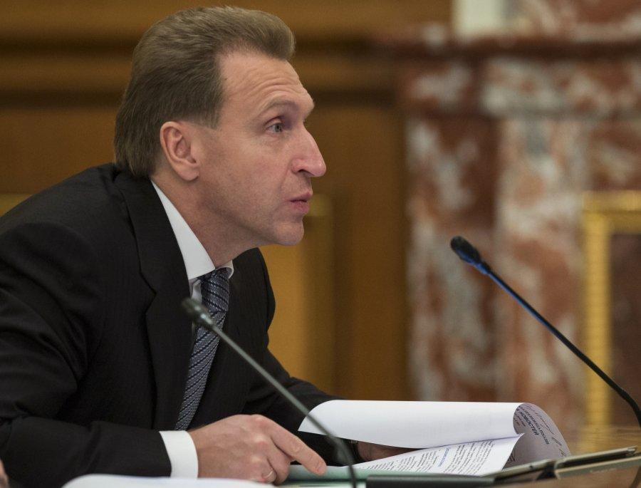Контрсанкции могут быть отменены кконцу нынешнего года — Шувалов