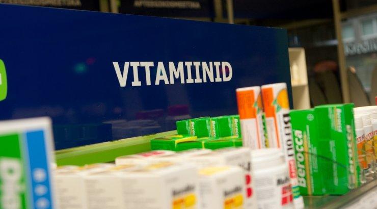 d vitamiini manustamine