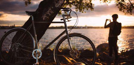 1-päevane giidiga jalgrattatuur Helsingis