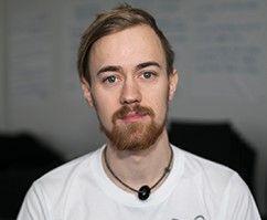 Austraallane Sam tuli Eestisse, sest lennupilet oli odav!