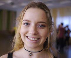 Элийзе: танцы - это то, что может меня удержать в Эстонии
